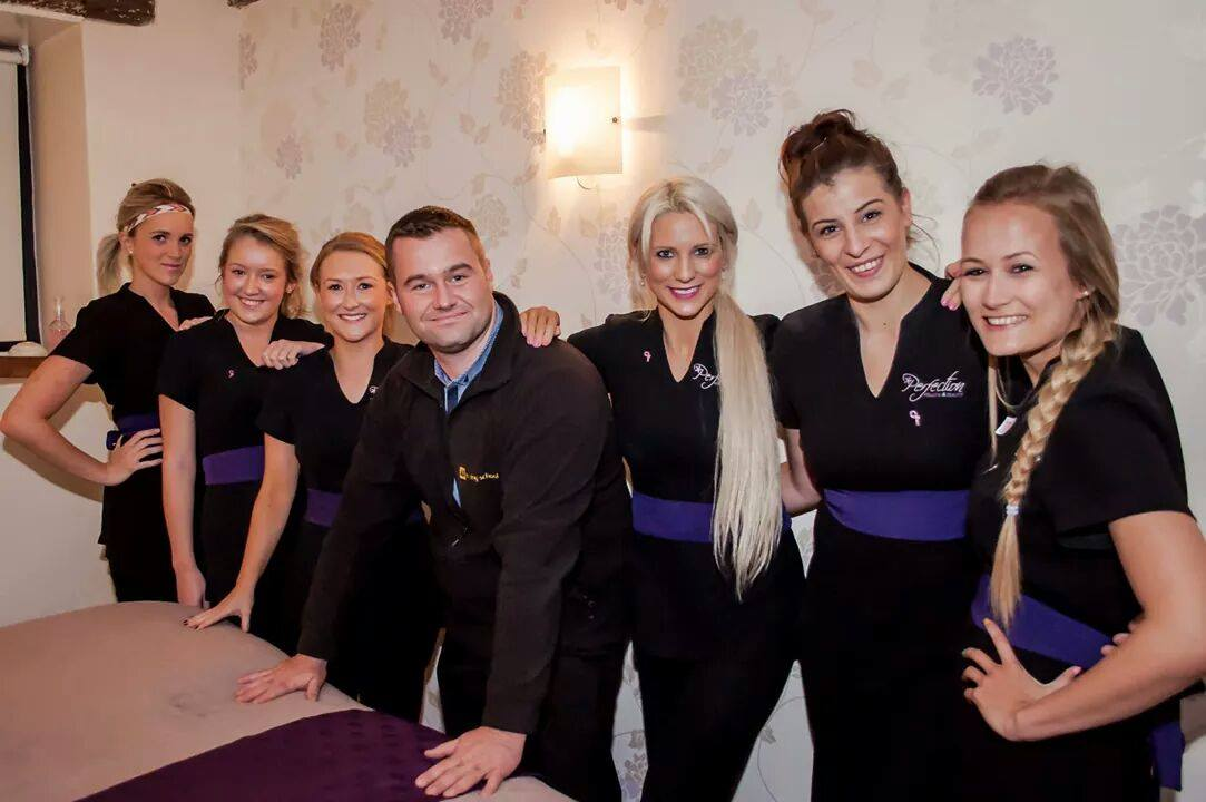 Perfection Charity Pamper Evening Success