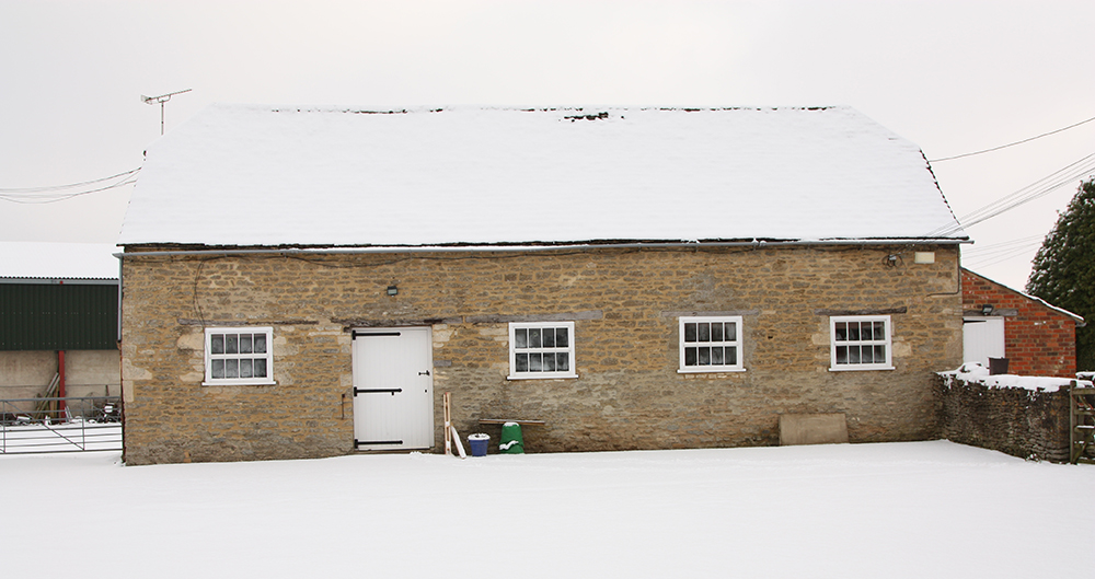 A former cowshed situated in a beautiful Cotswold countryside location