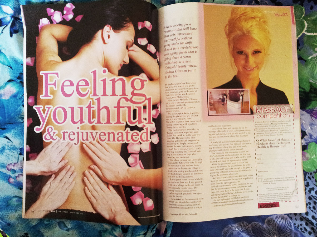 Cotswold Essence Magazine