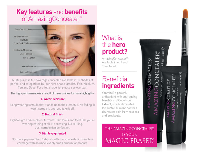 Amazing Cosmetics Benefits