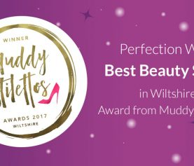 Perfection Win Muddy Stilettos Award!
