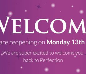 We're reopening on Monday 13th July
