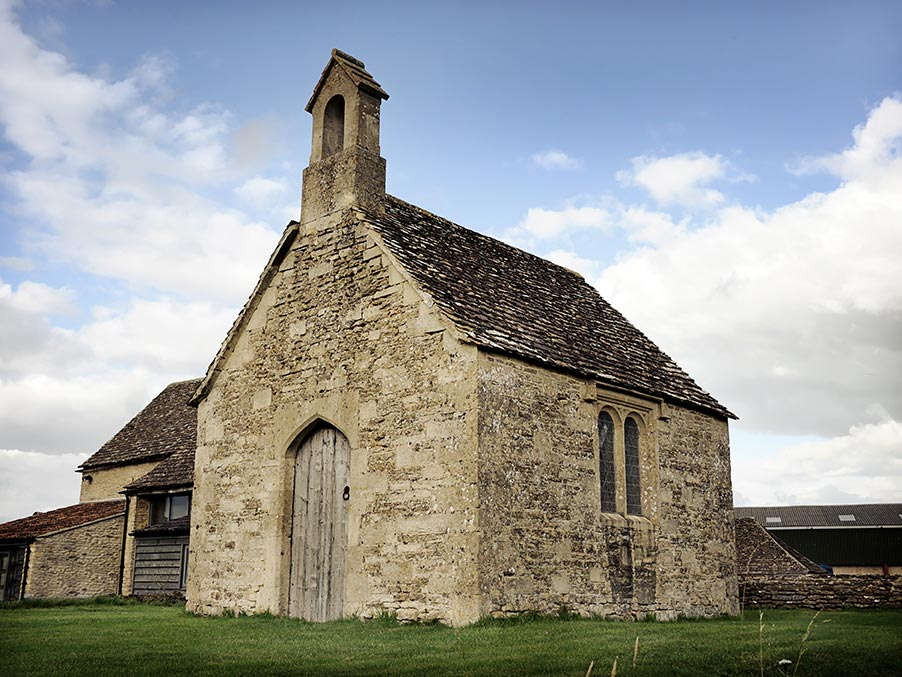 The Smallest Church in England