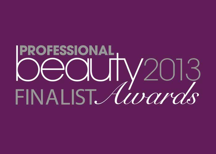 Pro Beauty Awards Finalist 2013